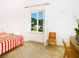 Rooms - La Tosca Capri